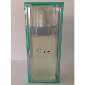 Sheer by Tiffany for Women. 3.4 Oz Eau De Perfume Spray