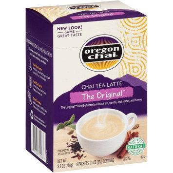 Oregon Chai The Original Chai Tea Latte Mix, 1.1 oz, 8 count