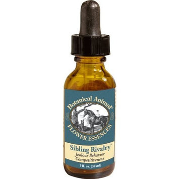 Sibling Rivalry Flower Essence (1-Ounce )