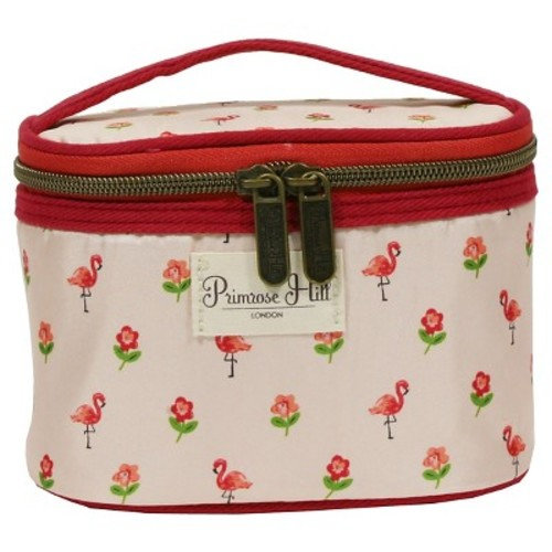 Primrose Hill Small Train Case Makeup Bag