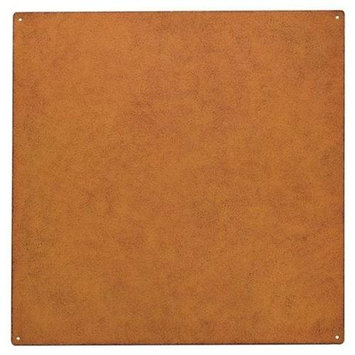 Embellish Your Story Rust Magnetic Memo Board - 16sq. - Embellish Your Story Roeda 100837-EMB