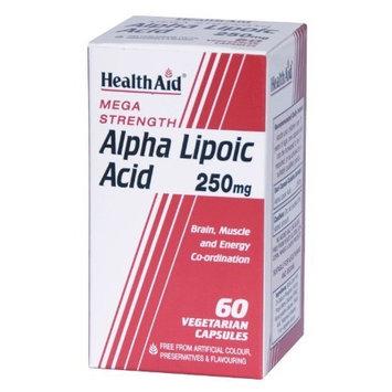 Health Aid Alpha Lipoic Acid 250mg 60 Vegicaps