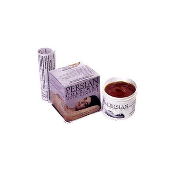 Persian Cold Wax Kit, Hair Removal Sugar Wax for Body Waxing Women & Men, 5 oz