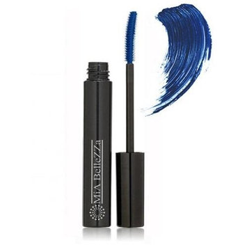Mia Bellezza Cosmetics Luxury Curling & Volume Intense Mascara in Cobalt Sea