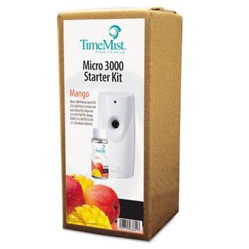 Zep 3000 Shot Micro Starter Kit, Mango, White/gray