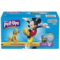 PANTS, TRAINING PULL-UPS BOY 2T-3T MED
