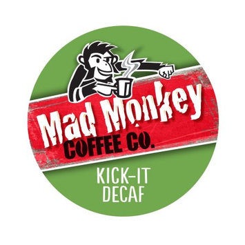 Mad Monkey Single Serve RealCup for Keurig K-cup Brewers - Kick It.