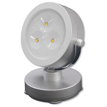 Rite Lite Nightlights LED Grey Single Flood Light with Light Sensor LPL620XLLF