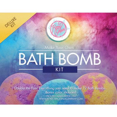 Deluxe Bath Bomb Kit- Juicy Grapefruit