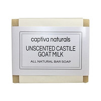 Captiva Naturals   Activated Charcoal Bar Soap [Activated Charcoal]