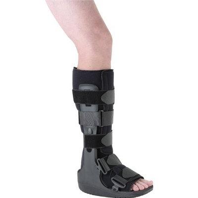 Ossur Equalizer Walker Size: Large, Color: Grey, Style: High Top