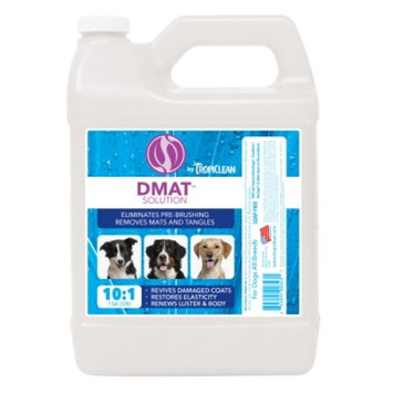 Tropiclean Oxy Medicated Shampoo for Puppies and Kittens [iSmart D-Mat]