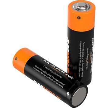 10 Pack AA Batteries [Ultra Power] Premium LR6 Alkaline Battery 1.5 V Non Rechargeable Batteries for Clocks Toys & Electronic Devices - 2020 Expiry