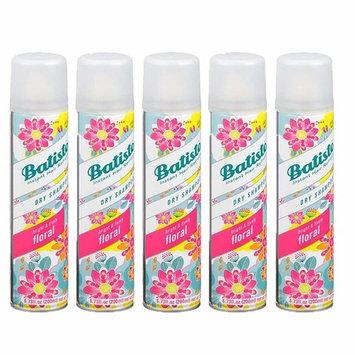 Dry Shampoo, Floral Essences (Pack of 5)