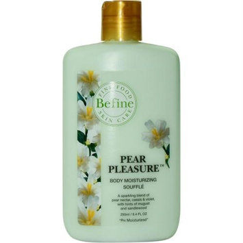 Befine 264014 Pear Pleasure Body Souffle Lotion - 8.4 oz