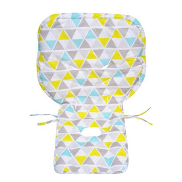 His Juveniles Nuby triangle high chair cover