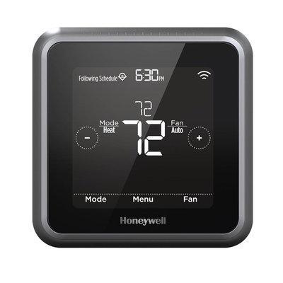 Honeywell - Lyric™ T5 Wi-fi Thermostat - Dark Gray