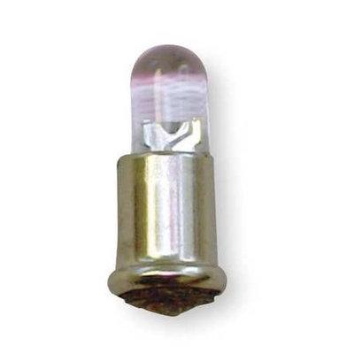 LUMAPRO 3FRK6 Mini LED Bulb, LMF24,0.43W,T1 3/4,24V