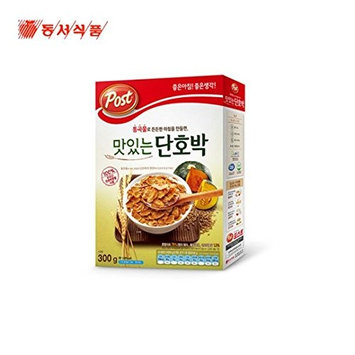 Dongsuh Post Cereal Whole Grain Pumpkin 300G X 3
