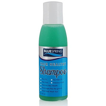 Hair Healthy Shampoo with Emu Oil 2-oz.bottle (Pack of 2, $7.16 each)
