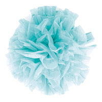 Weddingstar 2333-64 Package of 25 Just Fluff Colored Plastic Pom - Hunter Green