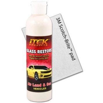 iTEK IGR-R8 Glass Restore 8 oz