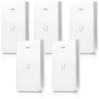 Ubiquiti 5PK UNIFI AP IN-WALL