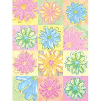 Art4Kids 21557 Daisy Patches - Contemporary Mount