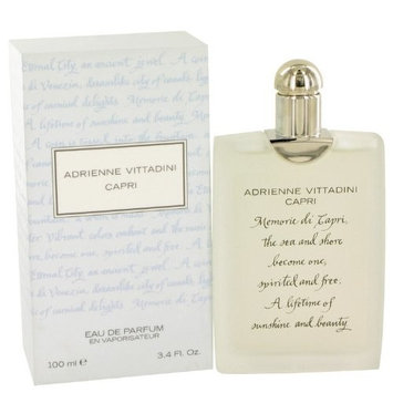 Capri by Adrienne Vittadini Eau De Parfum Spray 3.4 oz