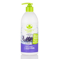 Nature's Gate Natures Gate 230515 Herbal Body Care Lavender Body Wash - 18 fl. oz