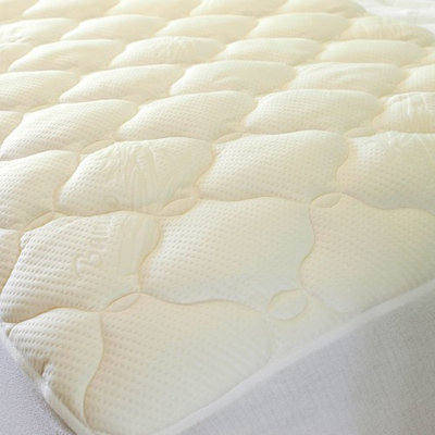Cool Touch Extra-Thick Mattress Pad - XL Twin
