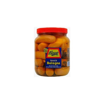 Fischer's Snack Bologna 40oz Jar