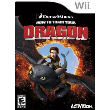 Fye How to Train Your Dragon by Nintendo Wii
