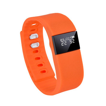 AGPtek Smart Watch Wristband Bluetooth Sleep Sport Fitness Activity Tracker Pedometer Watch
