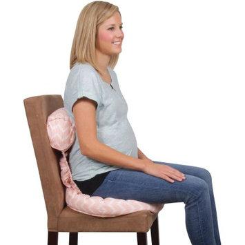 Leachco Tushion Cushion, Chevron Peach