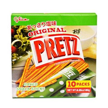 GLICO PRETZ Baked Snack Sticks Original Flavor