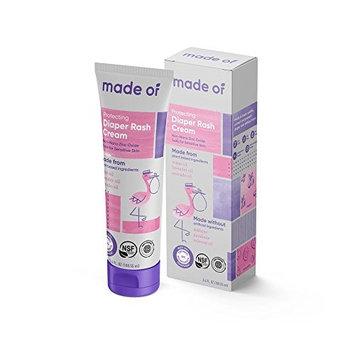 MADE OF Organic Diaper Rash Cream