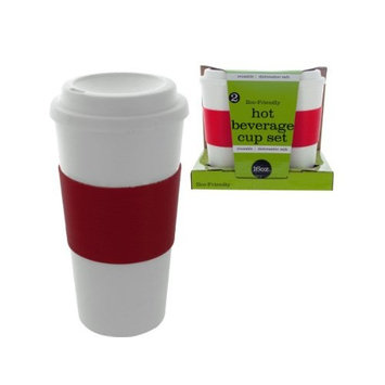 Eco-Friendly Coffee Mug, 2 Pack, Drinkware, Kitchen & Dining (Sold in a package of 2 items - $11.2 per item)