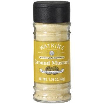 Watkins Ground Mustard, 1.76 oz
