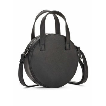 No Boundaries Black Circle Crossbody