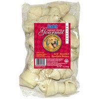 IMS TRADING CORP Gourmet Dog Treats, Rawhide Bone, 4-5-In, 1-Lb.