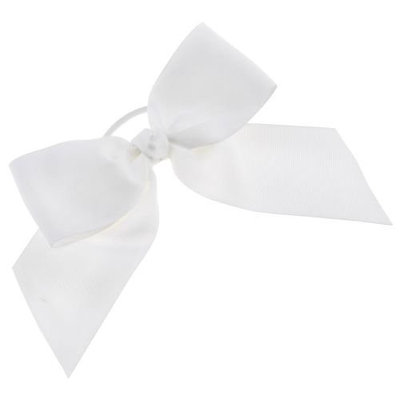 Soffe Large White Bow Scrunch
