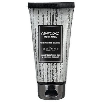 Jean Pierre Cosmetics Charcoal for Men Facial Mask, 5 ounce