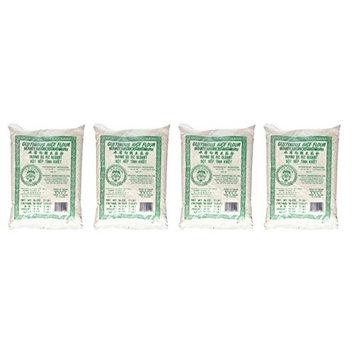 Erawan Dried Sweet Glutinous Rice Flour -Traditional Water Milled 1 Lb