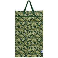Planet Wise Hanging Lite Wet Bag, Camo