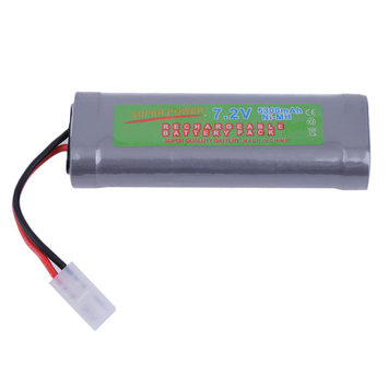 7.2V 5300mAh Ni-Mh Rechargeable Battery Pack Toy Battery With Battery Charger