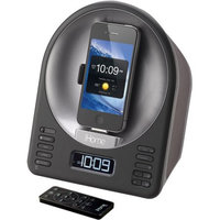 iHome iA63 FM Alarm Clock Radio For iPhone/iPod