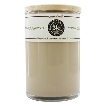 Massage & Aromatherapy Soy Candle Patchouli - 12 oz.