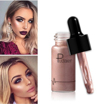 Makeup Highlighter Illuminator Contouring Makeup Face Brightener Concealer Liquid Highlighter Primer Bronzer Face Glow Cosmetics