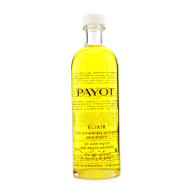 Payot Le Corps Elixir Oil With Myrrh & Amyris Extracts (for Body, Face & Hair)